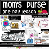 MOTHER'S DAY - MOM'S PURSE