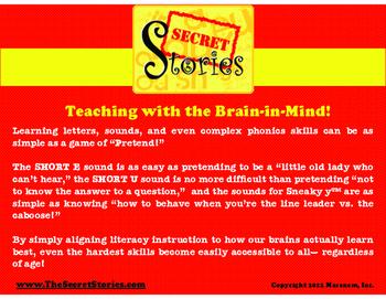 MOMMY E® Headband Pack (from the SECRET STORIES® Phonics Secrets!)