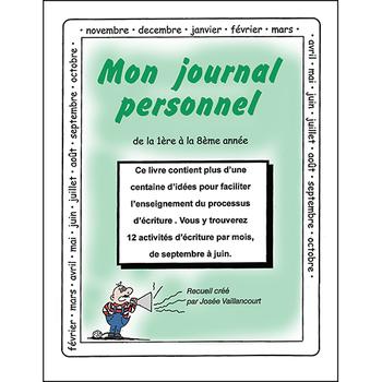 MON JOURNAL PERSONNEL Gr. 1-8