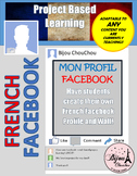 MON PROFIL FACEBOOK: French Facebook Project - Project Bas