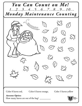 "Special Education: Monday Maintenance 2.0 October ""Leaves"" Edition"