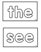 MONDO Kindergarten LOOK AND SAY WORDS MAKE AND LEARN
