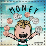 MONEY: Anchor charts | Foldable | Printable Practice Sheets