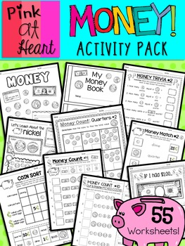 MONEY! Activity Pack