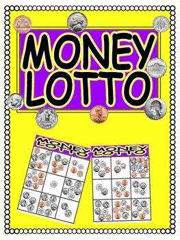 MONEY BINGO/ LOTTO