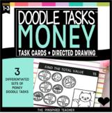 MONEY DOODLE TASKS™   Digital and Printable Task Cards + D