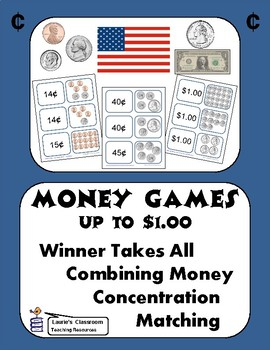 MONEY Games up to $1