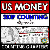 MONEY MATH ACTIVITIES (COUNTING MONEY TASK CARDS) COUNTING