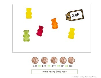 MONEY: Penny Coin Counting Purchasing Center