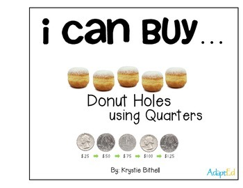 MONEY: Quarter Coin Counting Purchasing Center