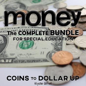 MONEY Special Education BUNDLE