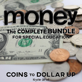 MONEY Special Education BUNDLE