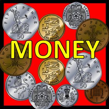 MONEY maths unit- UK coins
