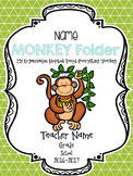 MONKEY Communication Folder