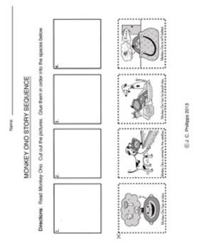 MONKEY ONO *Free* Worksheets