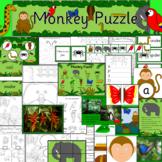 MONKEY PUZZLE book study