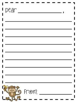 MONKEYS - Stationary (10 pages)