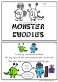 MONSTER BUDDIES - ai, ay and a_e