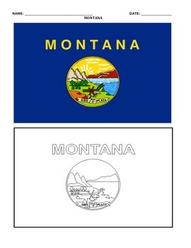 MONTANA FACTS UNIT (GRADES 3 - 5)