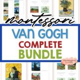 ART HISTORY ARTIST BUNDLE Vincent Van Gogh Activities