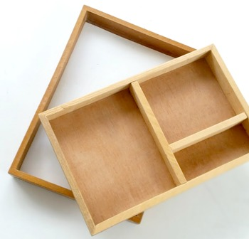 MONTESSORI Custom Wooden Trays