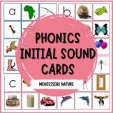 MONTESSORI PHONICS INITIAL SOUND CARDS