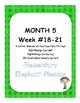 PHONICS-MONTH 5--Elementary Elephant Curriculum-Intervention/Special Ed./RTI