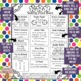 MONTHLY Spelling Choice Boards EDITABLE Instructions
