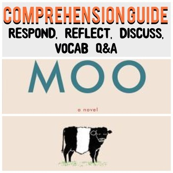 MOO by Sharon Creech Discussion Questions
