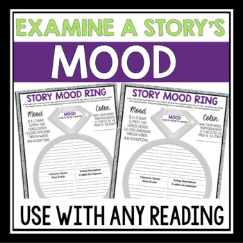 MOOD ASSIGNMENT FOR ANY NOVEL OR SHORT STORY