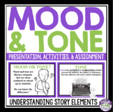 MOOD AND TONE PRESENTATION & ASSIGNMENT