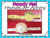 Feelings and Emotions Art Activity- Moody Me!