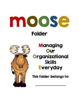 MOOSE Folder  Cover