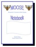 MOOSE Notebooks: Organization Binders