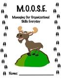 MOOSE Organizational Binder