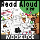 MOOSELTOE CLOSE READ LESSON AND ACTIVITIES