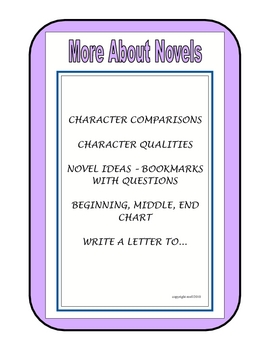 BOOKS OR STORY ACTIVITIES