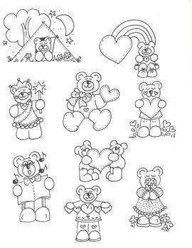 MORE BUSY BEARS!