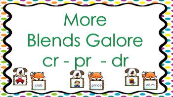 MORE Blends Galore - cr - pr - dr