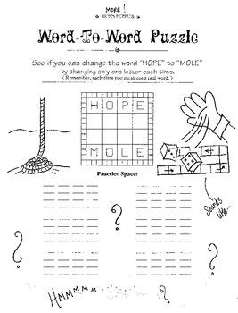 MORE! Brin's Puzzles (English)