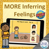 MORE Inferring Feelings and Emotions for Self-Regulation S