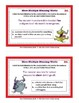 MORE MULTIPLE MEANING WORDS • GRADES 3–5