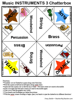 MORE Music Instruments2 Chatterbox