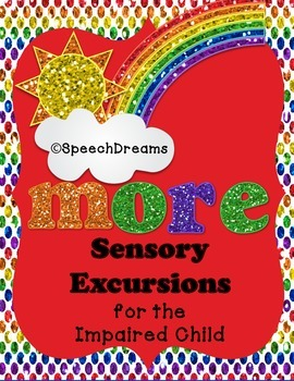 Autism Multiple Disabilities Sensory Lesson Plans Part 2