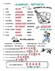 MORE Spanish Puzzles for Stem Changing Verbs O>UE *Verbos con cambios O>UE