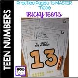 MORE Teen Number Practice