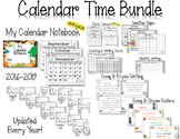 CALENDAR TIME MORNING WORK - Bundle