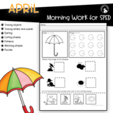 MORNING WORK SPECIAL EDUCATION