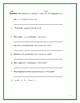 MOROCCO - Printable handout