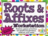 ROOTS & AFFIXES Workstation